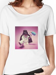 Darth Painter Women's Relaxed Fit T-Shirt