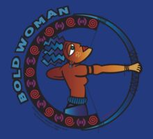 BOLD Woman - Amazon - Sappho Lives! by boldfest