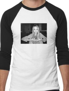 "Cara Delevingne ""Blood"" Men's Baseball ¾ T-Shirt"