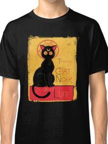 Chat Noir de la Lune - v.2.0 Classic T-Shirt