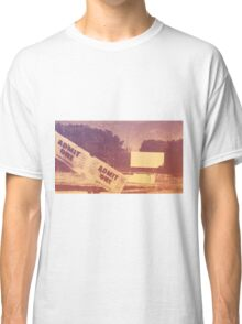 Drive-in Theater by Jan Marvin Classic T-Shirt