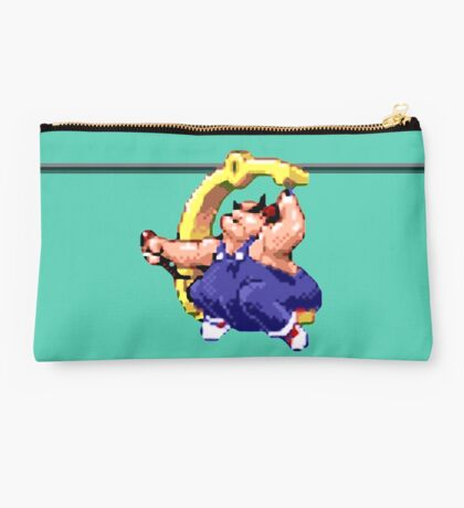 Earthworm Jim - Fat Man Studio Pouch