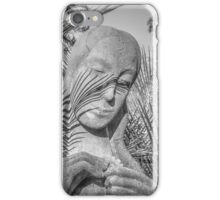 Nature's shadows shall gently mask iPhone Case/Skin