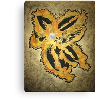 Planetary Jumping for Joy Canvas Print
