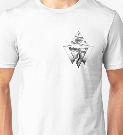 Fineliner forest Unisex T-Shirt