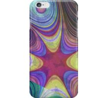 Fractal Storms 4 iPhone Case/Skin