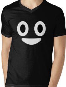 Halloween Poop Emoji Costume Mens V-Neck T-Shirt