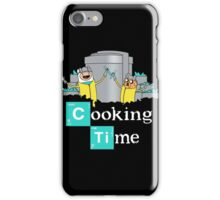Cooking Time iPhone Case/Skin