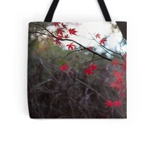 Autumn Glow (Red) Tote Bag