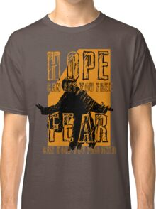 """""""Hope can set you free"""" Classic T-Shirt"""