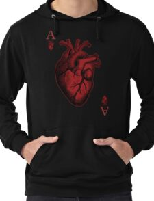 Ace of Hearts Lightweight Hoodie