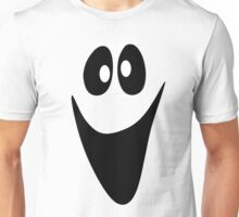 Halloween Ghost Face Costume Unisex T-Shirt