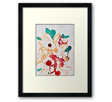Garden of Color and Light Framed Print