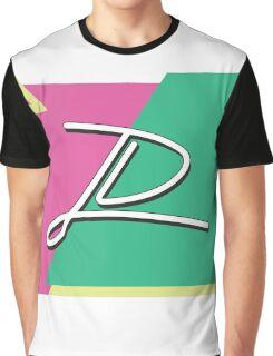 JD 80's Graphic T-Shirt