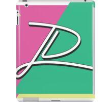 JD 80's iPad Case/Skin