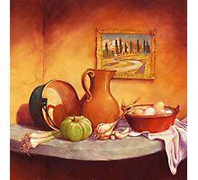 Da Toscano Fattoria Photographic Print