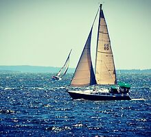Sunday Sailing by Poete100