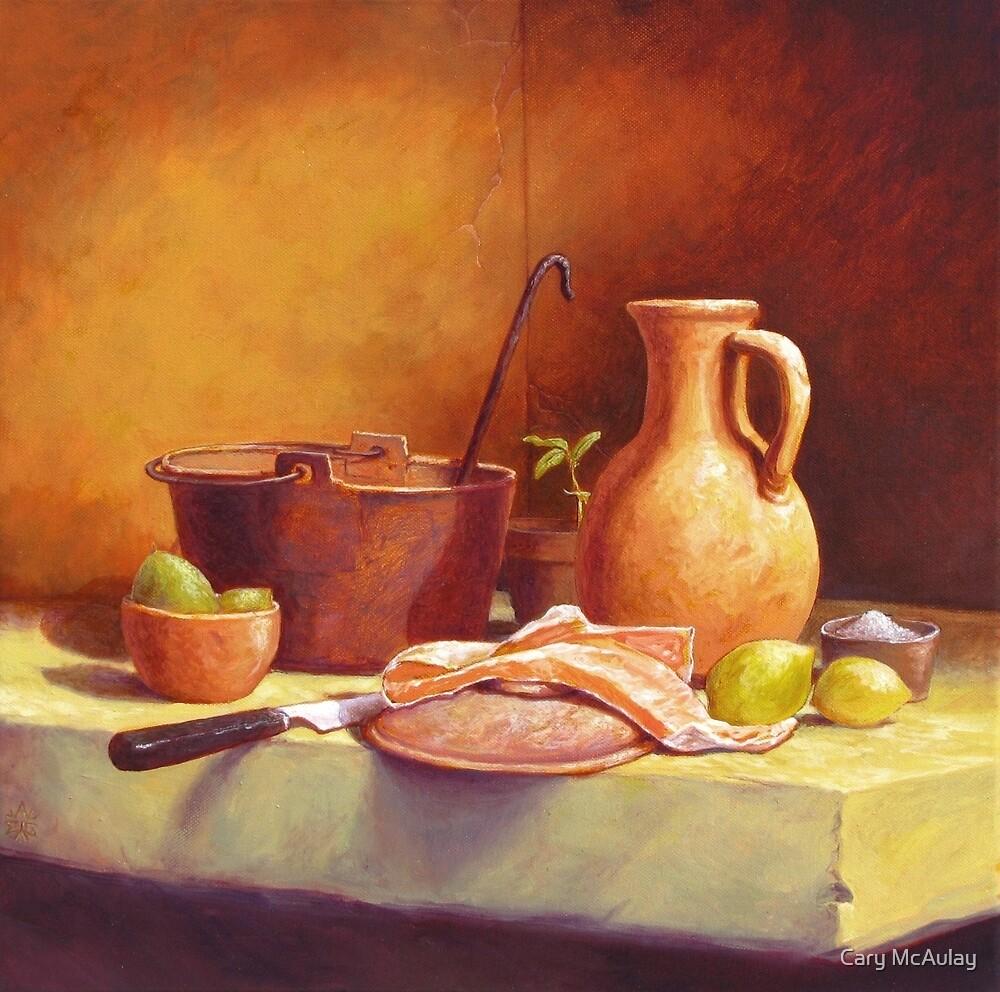 Zuppa di pesce by Cary McAulay