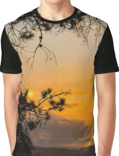 Forest's Edge Graphic T-Shirt