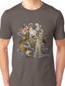 Halloween Slug Unisex T-Shirt