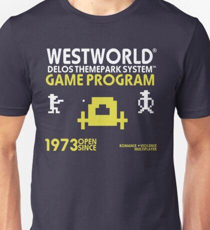 Outlaw Westworld Unisex T-Shirt