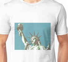 Liberty - dark Blue Unisex T-Shirt