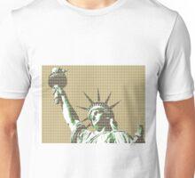 Liberty - Gold Unisex T-Shirt
