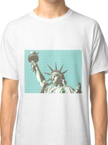Liberty - Light Blue Classic T-Shirt