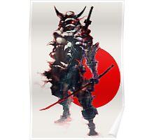 Samurai IV Bishamon Poster