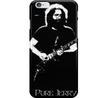 "Jerry Garcia- ""Pure Jerry"" Grateful Dead 1978 iPhone Case/Skin"