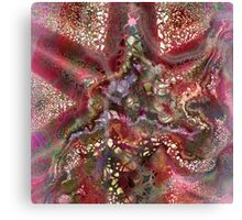 Alien Squiggles 1 Canvas Print