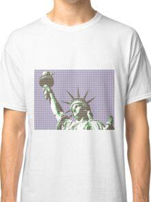 Liberty - Violet Classic T-Shirt