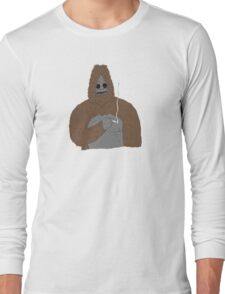 Sassy The Sasquatch | Official | 2016 Long Sleeve T-Shirt