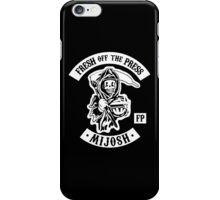 Sons Of Freshness iPhone Case/Skin