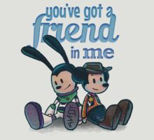 You've Got A Friend In Me by V Bell