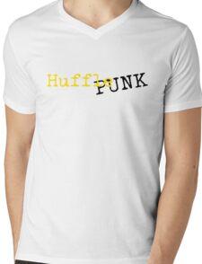 HufflePunk Mens V-Neck T-Shirt