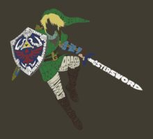 Link Typography by kingsrock