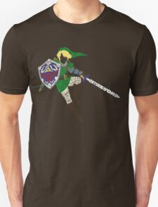 Link Typography T-Shirt