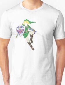 Link Typography Unisex T-Shirt