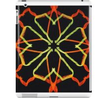 Abstract art for victory iPad Case/Skin