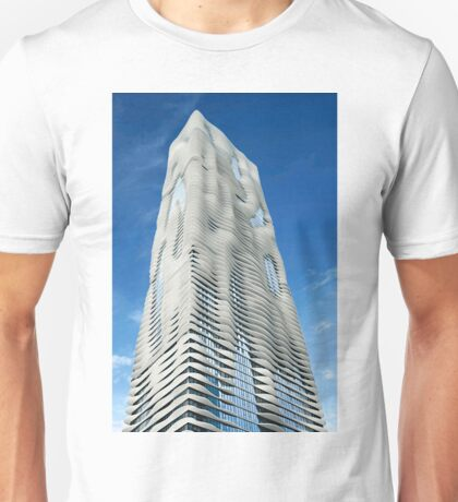 Aqua Tower Chicago Unisex T-Shirt