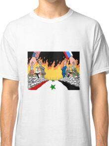 not a civil war Classic T-Shirt