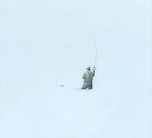 Flyfishing: Solitude by Brian DeYoung