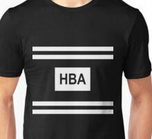 HBA HOOD BY AIR - 2016 New Fashion T-shirt Kpop Unisex T-Shirt