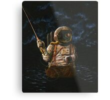 Alone(And Loving It) Metal Print