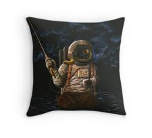Alone(And Loving It) Throw Pillow
