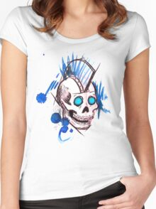 Geoff Peterson Women's Fitted Scoop T-Shirt