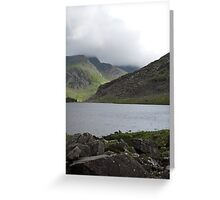 Within The Mist Greeting Card