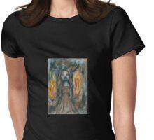 firebender Womens Fitted T-Shirt