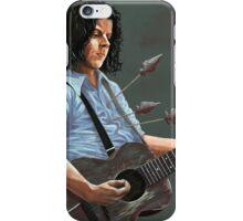 Blue Blood Blues iPhone Case/Skin